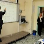 Lezione di matematica in Inglese